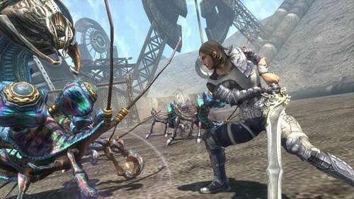El apartado gráfico del juego se muestra a la altura de la consola con momentos de gran espectacularidad