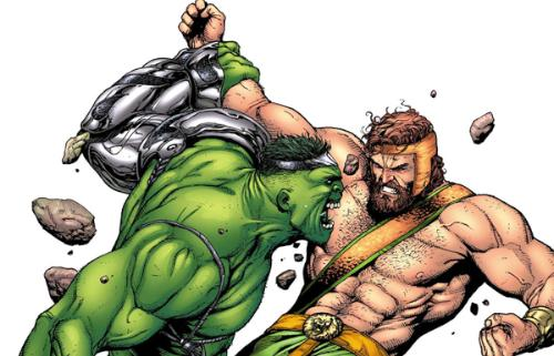 Wordl War Hulk