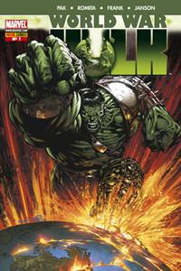 Portada World War Hulk