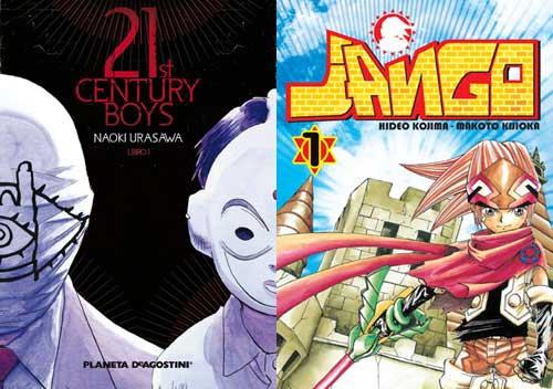 21st Century Boys y Jango
