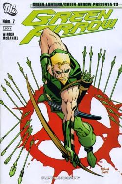 Gren Lantern/Green Arrow: Green Arrow número 7 Planeta