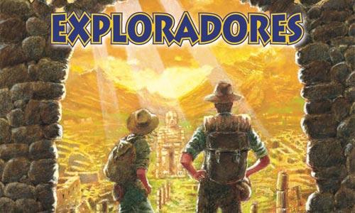 Exploradores: Juego de estrategia con cartas no coleccionables