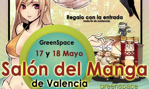 Salon del Manga de Valencia