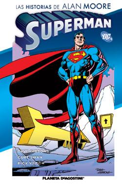 Superman, las historias de Alan Moore