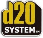 Nuevo logotipo de d20
