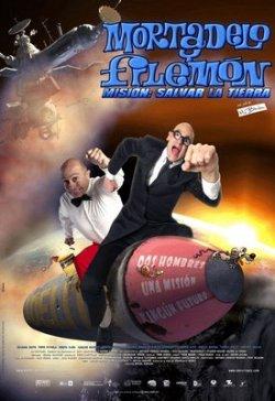 Mortadelo y Filemón, misión salvar la tierra