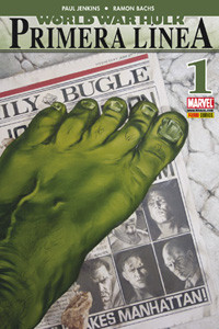 Primera Línea World War Hulk