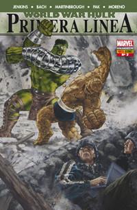 Primera Línea World War Hulk 2