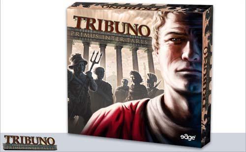 Tribuno, Primus Inter Pares: Juego de tablero