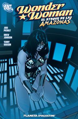 Amazonas, wonder woman