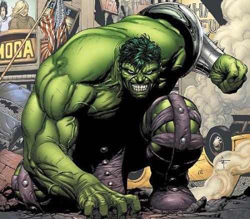 Worl War Hulk