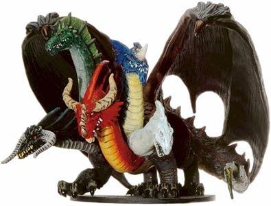 Miniatura de Tiamat, Diosa Dragón