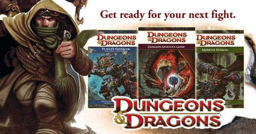 Dungeons&Dragons ya es oficial