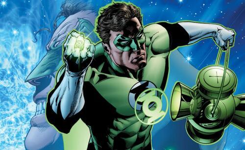 Green Lantern Renacimiento