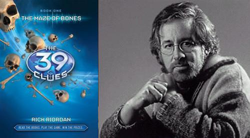 Steven Spielberg y The 39 Clues