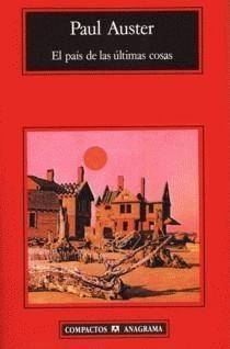 El país de las últimas cosas, Paul Auster