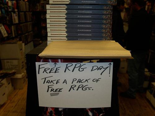 Free RPG pack