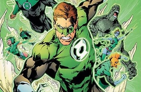 Green Lantern, Hal Jordan