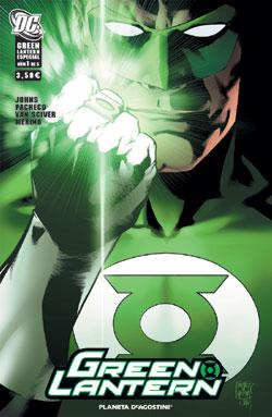 Green Lantern Especial
