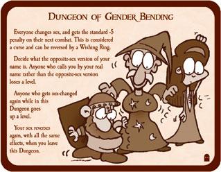 Munchkin Dungeons