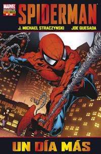 Un día más Spiderman Panini