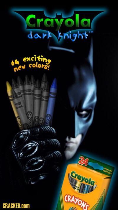 Batlápices de colorear