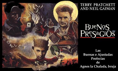 Buenos Presagios, de Terry Pratchett y Neil Gaiman