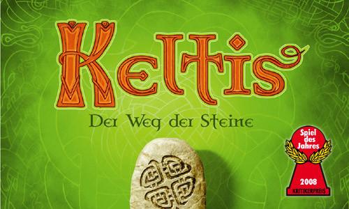 Keltis, ganador del Spiel des Jahres 2008