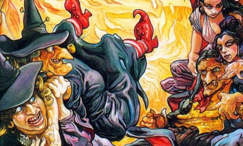 Saga de Las Brujas