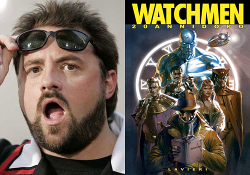 Kevin Smith y Watchmen