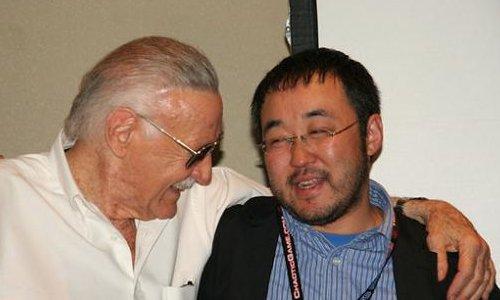 Ultimo - Stan Lee y Takanori Asada