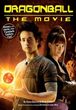 La novela de la película de Dragon Ball