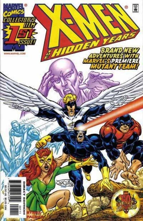 X-Men Hidden Years 1