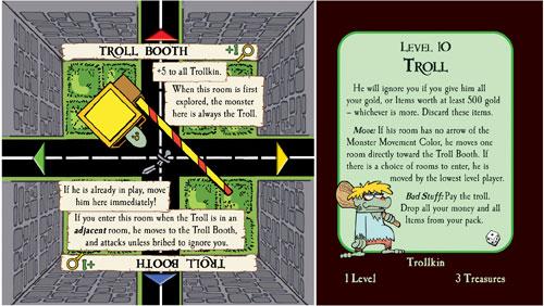 Cartas promocionales de Munchkin Quest