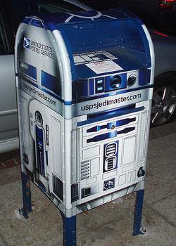 R2-D2 camuflado