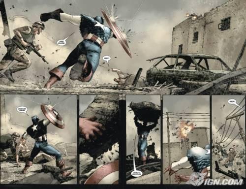 Captain America The Chosen