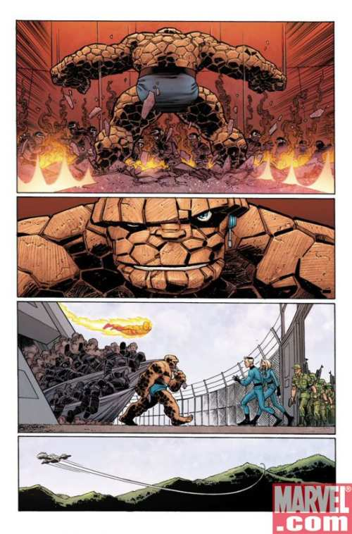 Last Story of The Fantastic Four