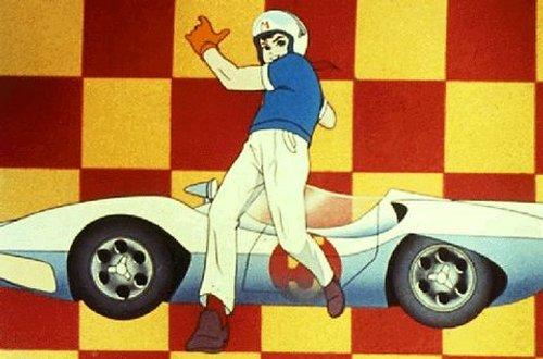 Llega el manga de Speed Racer