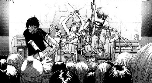 Taneda y su banda