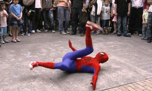 Spiderman Brikidans