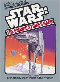 Star Wars: Empire Strikes Back Atari
