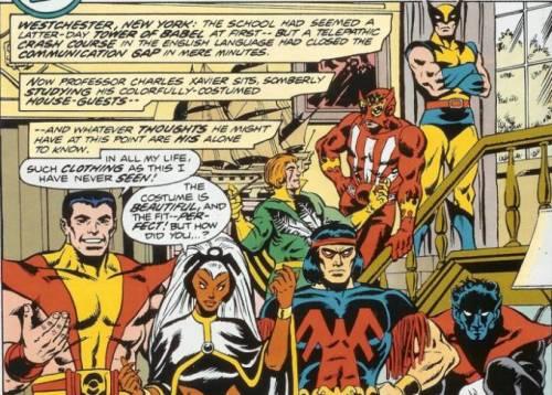 Mutantes X-Men Segunda Génesis
