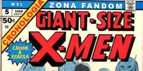 Cronología X-Men