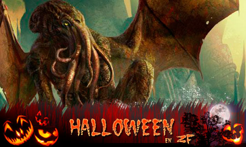 Especial Halloween: Relatos de los Mitos de Cthulhu