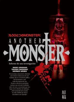 Cubierta de Another Monster