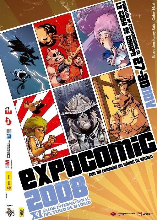 Cartel Expocomic