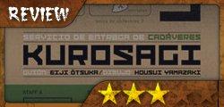 3 estrellas para Kurosagi