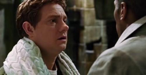 Arthur y su toalla