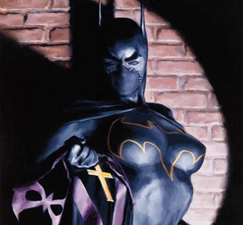 Batgirl Tierra de Nadie Alex Maleev