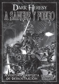 Dark Heresy -  A Sangre y Fuego